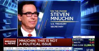 Steven Mnuchin virus