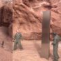 Utah Officials Find Bizarre Metallic Monolith in Remote Wilderness: WATCH