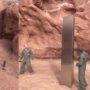 Utah Officials Find Bizarre Metallic Monolith in Remote Wilderness: WATCH