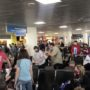 Travelers Swarm Phoenix Airport Despite CDC COVID Thanksgiving Travel Recommendations: WATCH