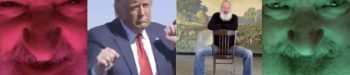 Trump Has Resorted to Retweeting Unhinged Randy Quaid Tweets Calling for Election Do-Over