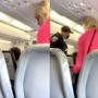 Passengers Applaud as 'Karen' is Escorted Off Frontier Airlines Flight for Refusing to Wear Mask, Cursing at Flight Attendant: WATCH