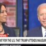 Biden on Trump Attending Inauguration: 'It's of No Personal Consequence to Me, But… it is for the Country' — WATCH
