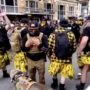LGBTQ-Owned Fashion Label Donates $1000 to NAACP After 'Disgust' at Seeing Proud Boys Wearing its Kilts in D.C.