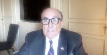 Rudy Giuliani released
