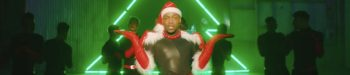 Bells, Bows, Gifts, Trees: Todrick Unwraps Holiday Version of 'Nails, Hair, Hips, Heels' — WATCH