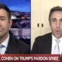 Michael Cohen Goes Viral After Shouting Out Prison Pals 'Tony Meatballs' and 'Big Minty' — WATCH