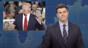 weekend update trump look back