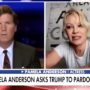 Pamela Anderson Pleads for Trump to Pardon Julian Assange: 'This is Why He's President' — WATCH