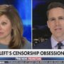 FOX News' Maria Bartiromo Cries to Josh Hawley Over Her Loss of More Than 100K Twitter Followers Since the Election: WATCH