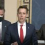 Simon & Schuster Cancels Trump Ally Josh Hawley's Book Deal as 'St. Louis Dispatch' Newspaper Calls on the 'Phony, Smarmy' Senator to Resign