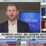 Eric Trump Threatens Republicans Who Don't Back President's Coup Attempt: 'Their Political Career is Over, Because the MAGA Movement is Going Nowhere' — WATCH