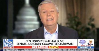 Lindsey Graham George Washington