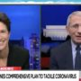 Dr. Anthony Fauci Describes 'Chilling' Resistance to Science in Trump Administration, Tells Rachel Maddow They Blocked Him from Her Show: 'It Was a Tough Situation. It Really Was' — WATCH