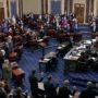 Republican Senators Circle Wagons Around Trump in Preliminary Impeachment Vote
