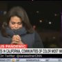 CNN Reporter Breaks Down Over COVID Deaths in California, Where Someone is Dying Every 8 Minutes: 'It's Really Hard to Take' — WATCH