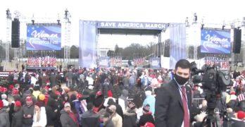 Trump rally capitol