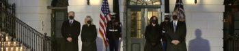 Biden Offers Somber, Emotional Speech Marking 500K U.S. Lives Lost to COVID: WATCH
