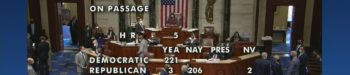 House Passes Equality Act in 224-206 Vote with Only Three Republicans Joining Dems