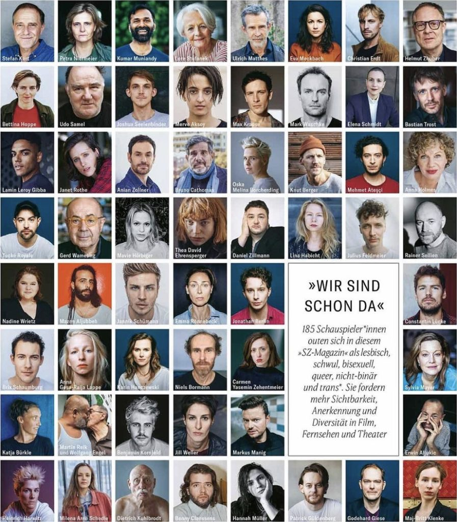 german actors come out