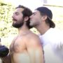 Gaybaiting Homiesexuals Spotted in Public Park: WATCH