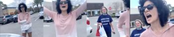 Unhinged Mall 'Karens' Harass Mother and Daughter: 'Kamala Harris is a Man!' — WATCH