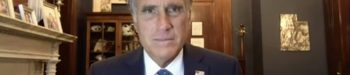 Romney on Trump's Chances in 2024: 'He Wins in a Landslide' — WATCH