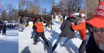 Trump ice rink