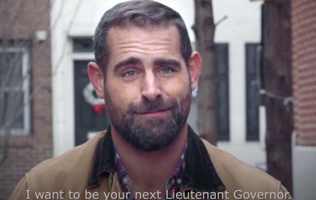 Brian Sims lieutenant governor