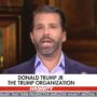 Donald Trump Jr Praises His Father for Demonstrating You Don't Have to 'Lose Gracefully' — WATCH