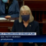 Patty Murray Blasts GOP's Anti-Trans COVID Bill Amendment: 'For The Love of God Can't We Just Have a Little Bit of Heart?'