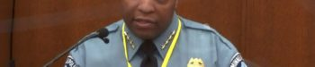 Minneapolis police chief to testify Monday against Chauvin in trial over George Floyd's death