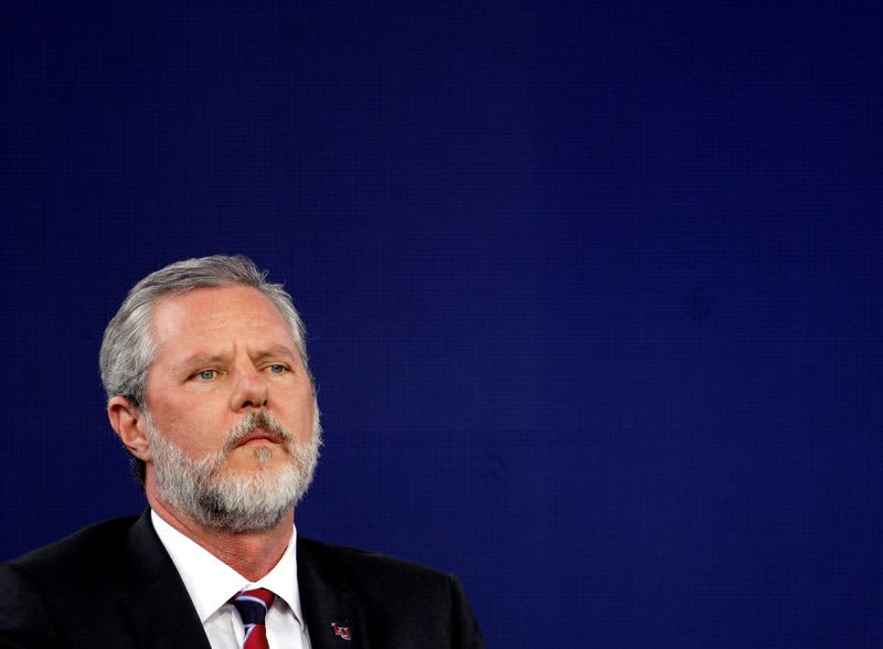Falwell Sued. Liberty U Wants $30 Mil For Pool-Boy Affair While President, 'undermining Moral Standards', 'infidelity, Immodesty...loose Lifestyle'