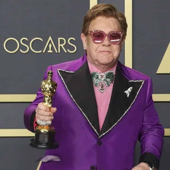 Elton John Oscars party