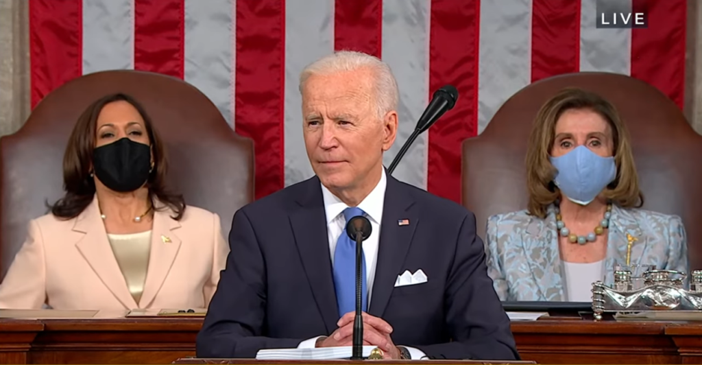President Biden to trans youth