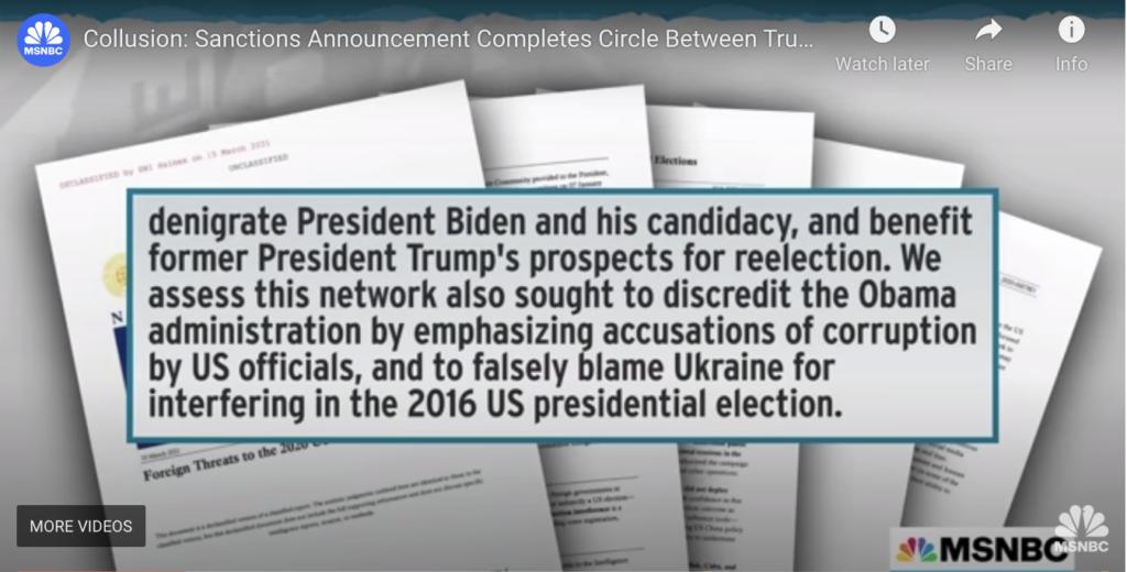 Trump Collusion Confirmed