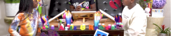 Kids Ask Lil Nas X About The Closet (Sort of); His 'Diamond Record', And His Nicki Minaj Costume; Plus a Response Video