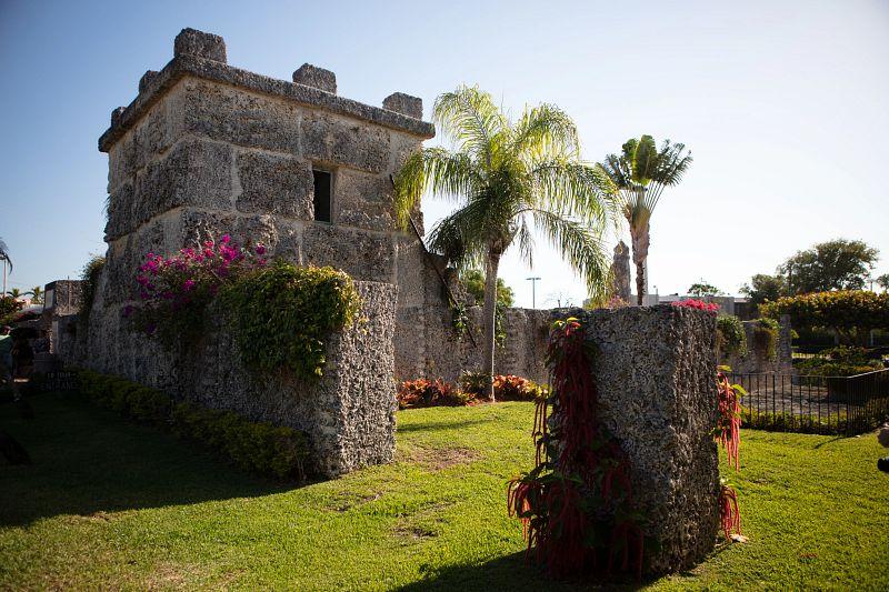 Visit Miami's own Stone Henge, the Coral Castle. Photo courtesy of the GMCVB.