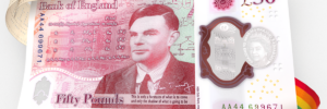 Gay WW2 Hero Alan Turing Memorialized on New British £50 Note; 'A Celebration of His Remarkable Life'