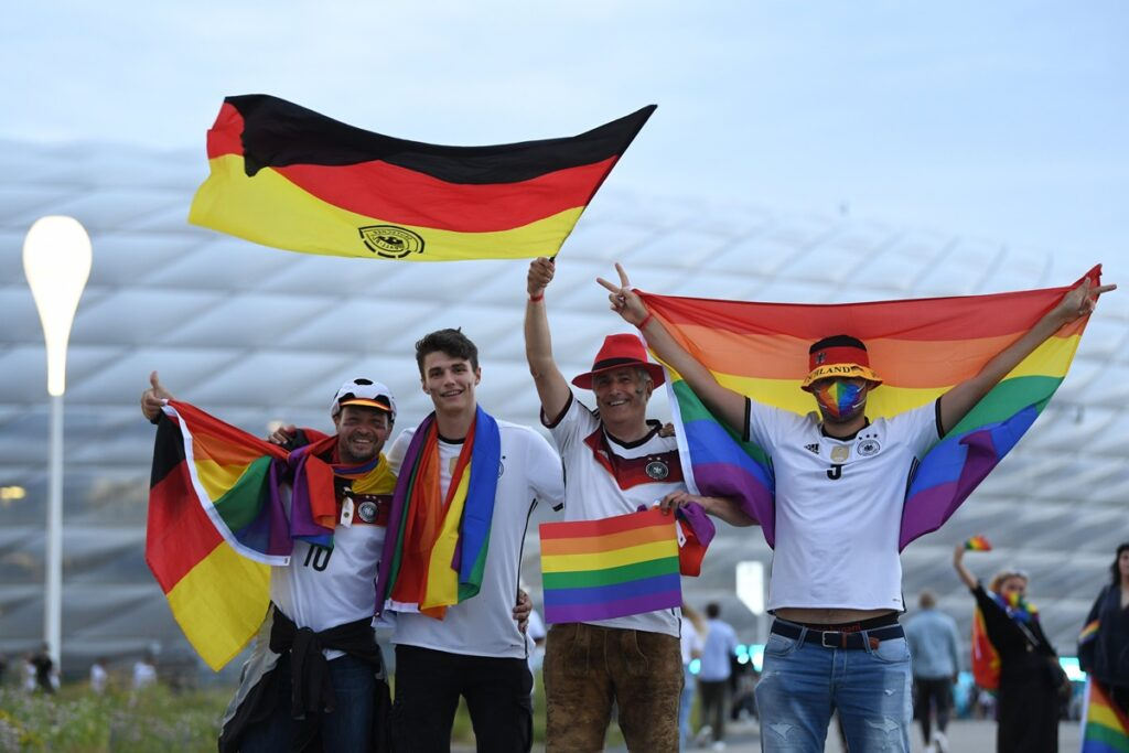 Munich stadium, german soccer