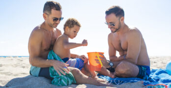 Miami Gay Traavel with Kids