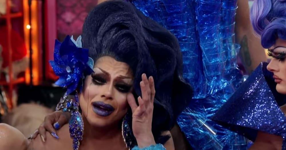 Yara Sofia on RuPaul's Drag Race All Stars premiere