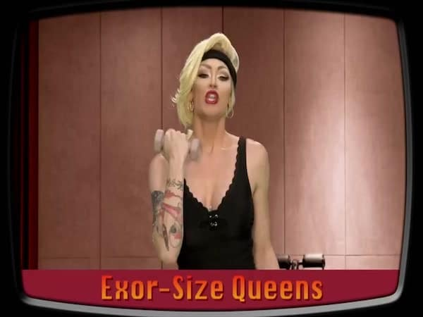 RuPaul's Drag Race All Stars season six queen Kylie Sonique Love