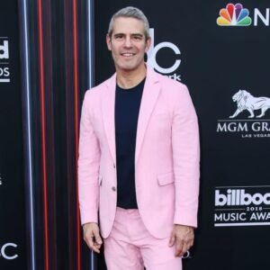 andy cohen dates