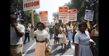 North Carolina Voter Suppression