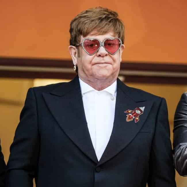 Elton AIDS