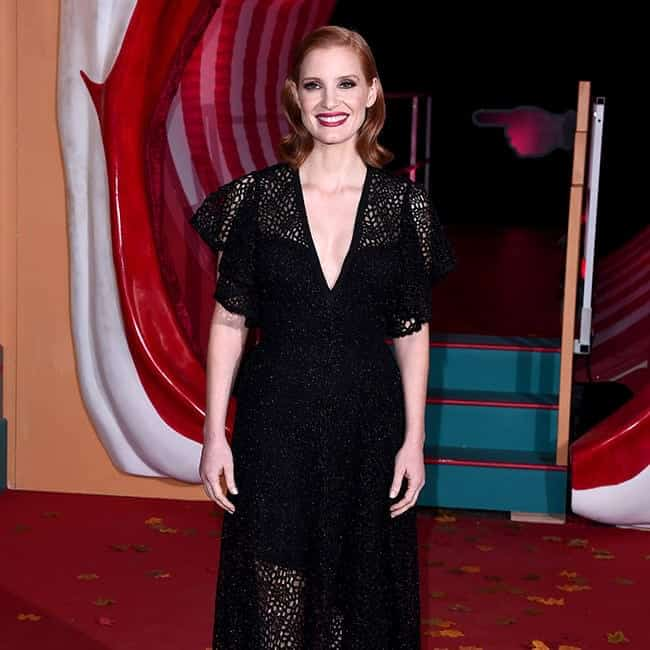 jessica chastain acquired