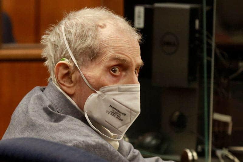 durst convicted