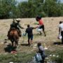 White House condemns border guard use of whip-like cord against Haitian migrants