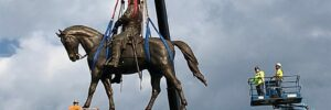 Virginia capital unveils monument marking end of slavery after removing Confederate statue
